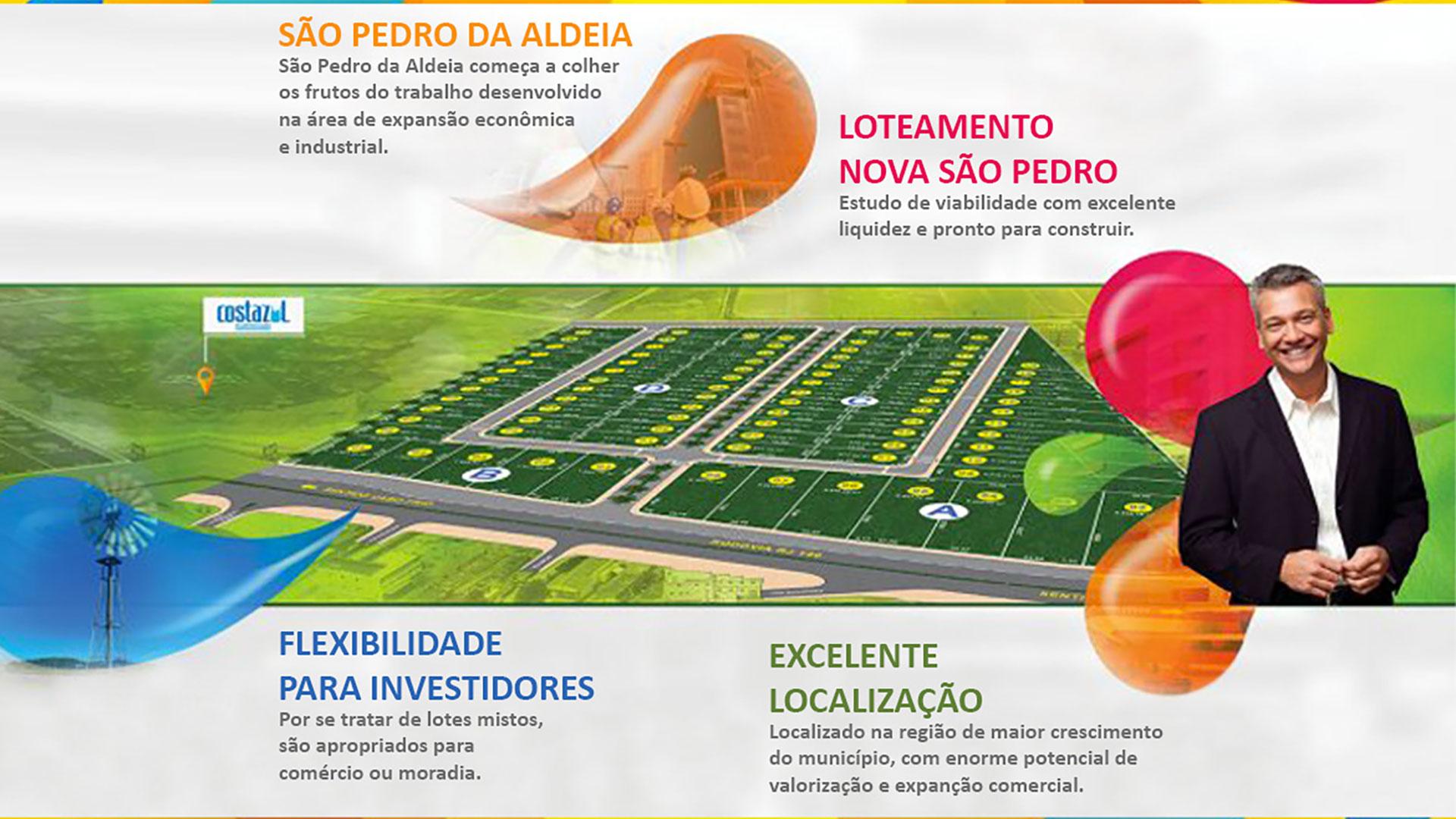 Loteamento Nova São Pedro