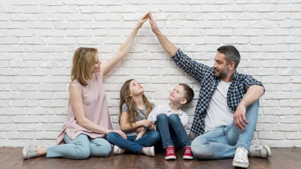 Família e confinamento social